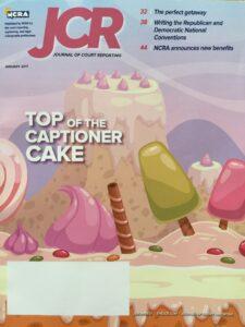 JCR Cover