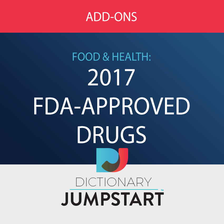 2017 FDA-Approved Drugs